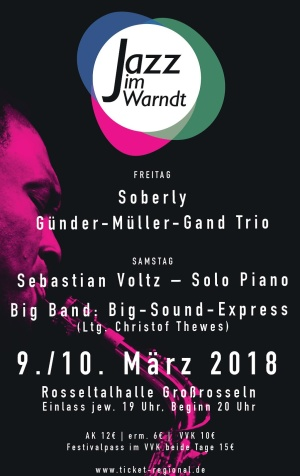 Jazz im Warndt 2018
