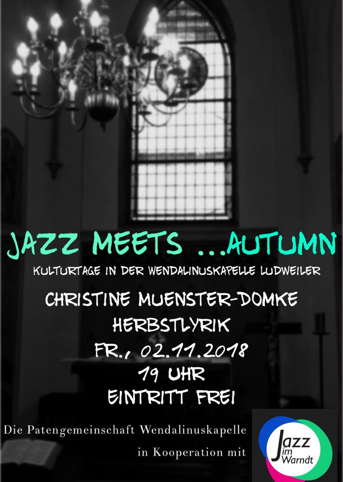 Jazz Meets ...Autumn